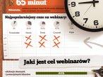 Popularność webinariów 2012