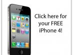 iPhone za darmo - fałszywa wiadomość na Facebooku