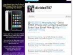Informacje o iPhonie 4G na Twitterze