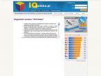 regulamin iqpolska.pl z cache Google z 26 lipca br. - brak informacji o koszcie SMS-a w stopce