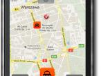 Aplikacja iTaxi na Androidzie