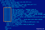 Fragment kodu źródłowego Flame'a