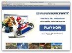 Mario Kart - zachęta do zagrania w grę