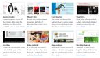 Przykładowe strony WWW wykonane przy użyciu Muse