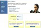 Zrzut ekranu z dowodów włamania zervisa na obce konta