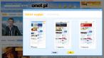 Onet.pl - personalizacja