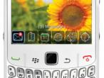 BlackBerry Curve 8520 w białej obudowie