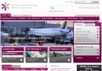 Strona portu lotniczego im. Chopina w Warszawie