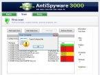 Fałszywy program AntiSpyware 3000