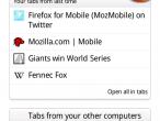Nowa beta mobilnego Firefoksa