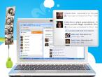 Skype z Facebookiem
