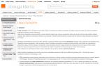 Orange udostępnia numery Premium Rate