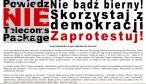 Stop cenzurze - strona główna akcji