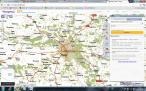 Mapa w serwisie Targeo.pl