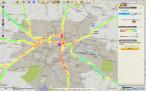 Targeo Traffic informator o natężeniu ruchu