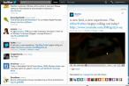 Nowy interfejs Twittera