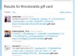 Skrócone linki z tagiem #mcdonalds gift card
