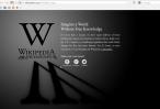 Wikipedia protestuje przeciwko SOPA