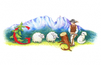 Zwycięska praca w konkursie Doodle4Google