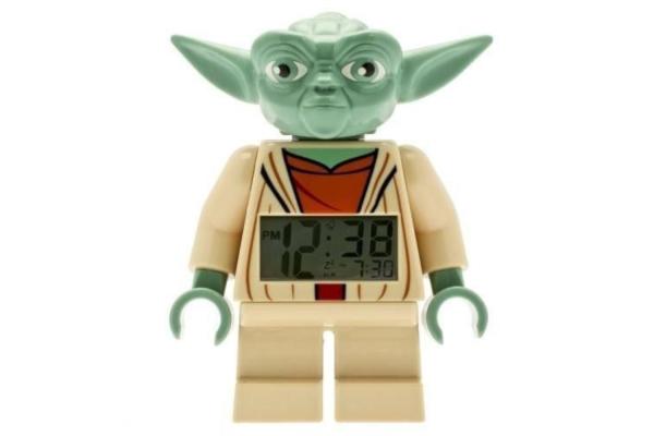 Prezent na 18tkę dla niego. Budzik Mistrz Yoda