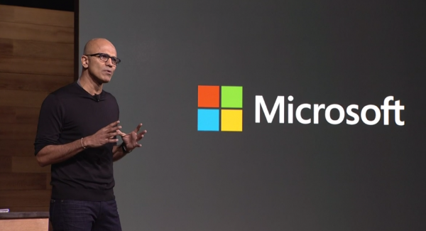 Nadella - Microsoft