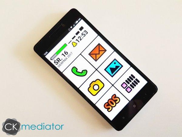 nakladka graficzna smartfon