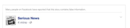 Fałszywy news