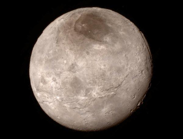 Charon - stare zdjęcie
