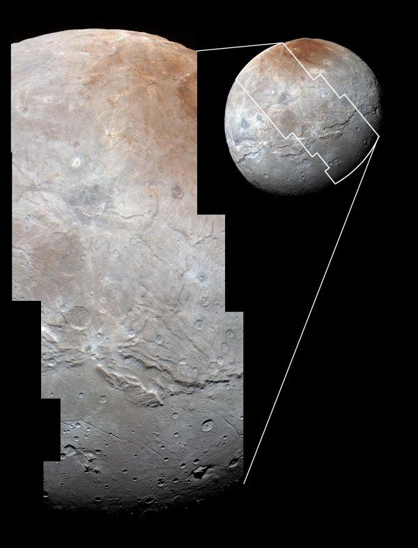 Charon - New Horizons