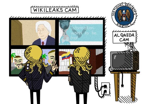 Wikileaks Cam