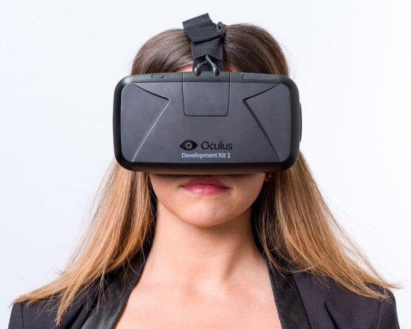 oculus kobieta