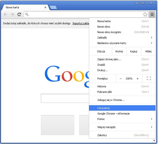 Jak włączyć funkcję Click-to-Play w Chrome - rys. 1