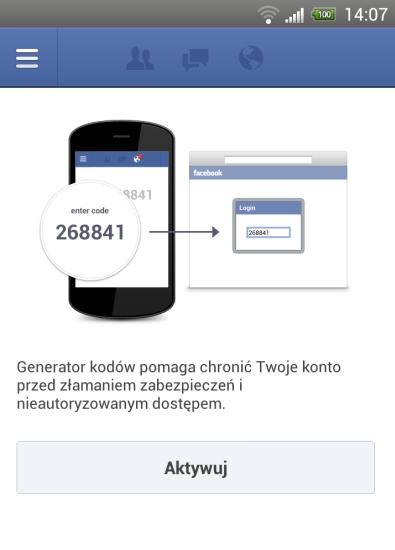 Facebook dla Androida