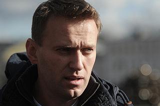 Aleksiej Nawalny; fot. MItya Aleshkovskiy, CC BY-SA 3.0