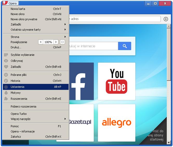 Jak włączyć funkcję Click-to-Play w Operze - rys. 1