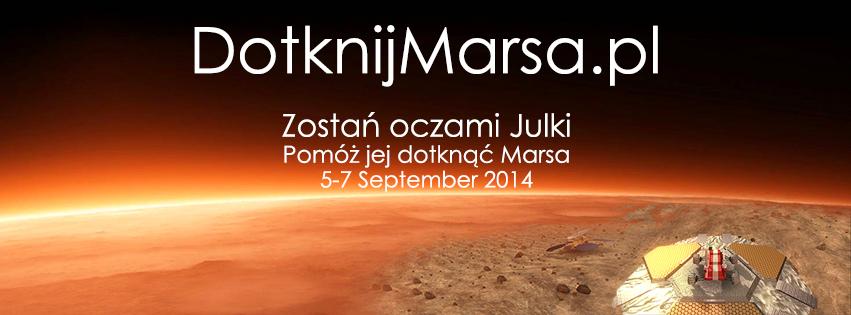 Dotknij Marsa