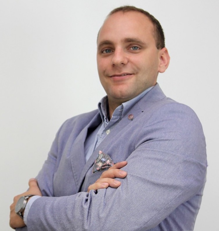 Jacek Kotynia, Software Business Unit Manager w Senetic