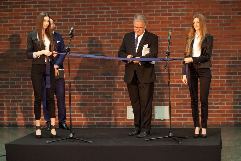 Oficjalne otwarcie Targów Nauki i Kooperacji