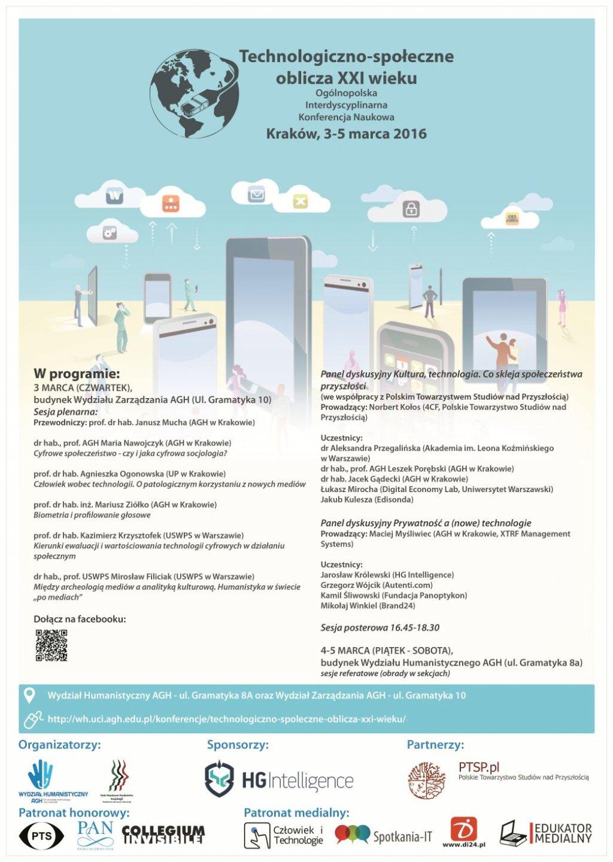 Technologiczno-społeczne oblicza XXI wieku