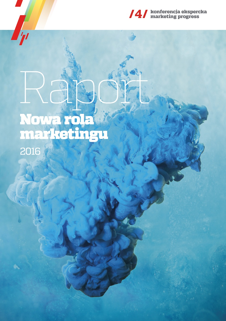Raport: Nowa rola marketingu