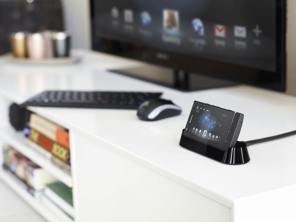 SmartDock firmy Sony