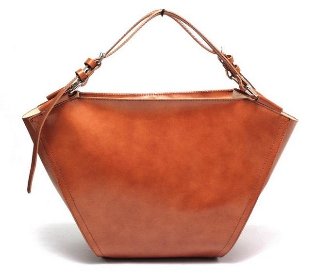 Skórzana torebka z WuKaDor
