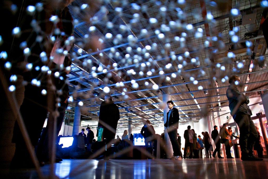 festiwal art+bits, fot. Bartek Barczyk