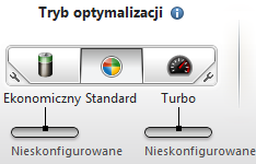 AVG PC TuneUp - Tryb optymalizacji