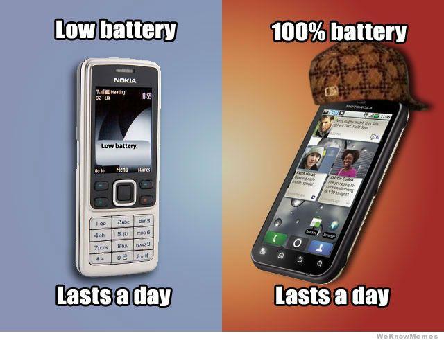 Smartfon vs Telefon