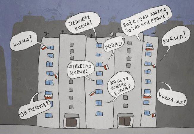 Rysunek, Euro 2012