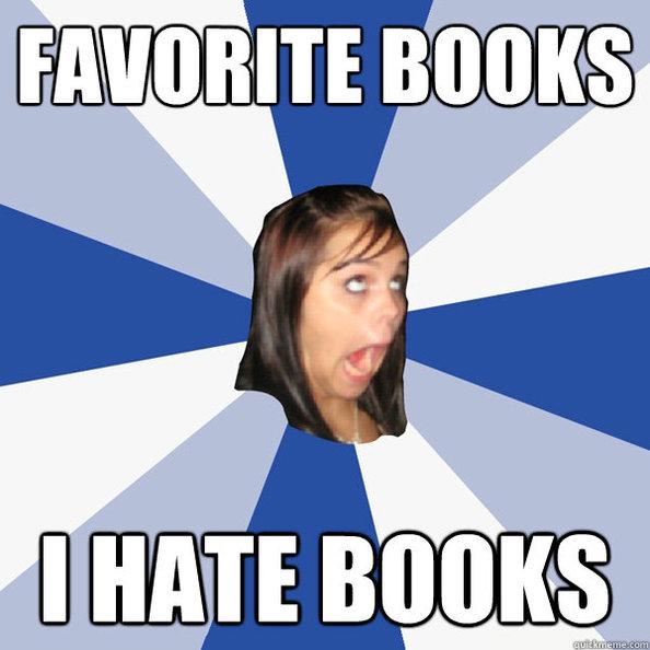 Ulubione książki?