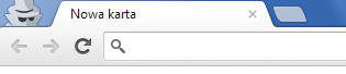 Tryb prywatny w Chrome - rys. 2