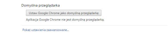 Włączanie filtrów antyphishingowych w przeglądarce Google Chrome - rys. 2