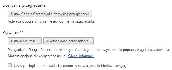 Włączanie funkcji click-to-play w Google Chrome - 2